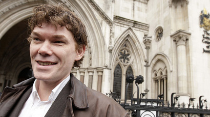Gary McKinnon (AFP Photo/Shaun Curry)