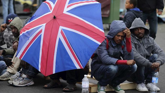 elezioni nel regno unito migranti