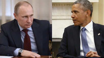 Putin, Obama in 'brief meetings' at APEC summit