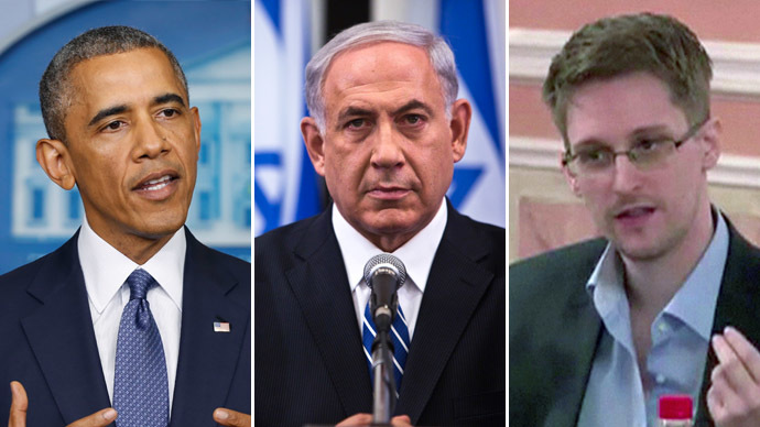 Obama's 'helplessness' an act: Snowden reveals scale of US aid to Israel
