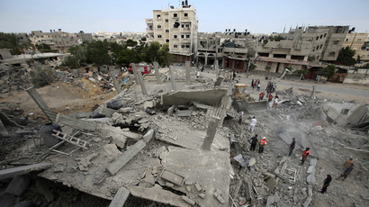 3-day ceasefire between Israel and Palestinians takes effect