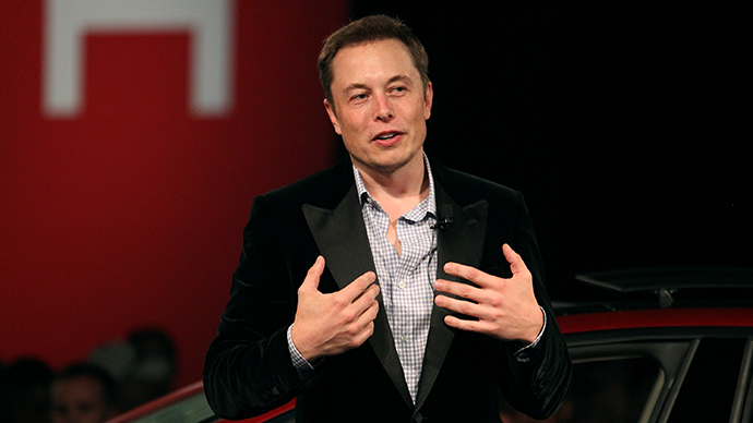 Elon Musk: Artificial intelligence will be 'more dangerous than nukes'