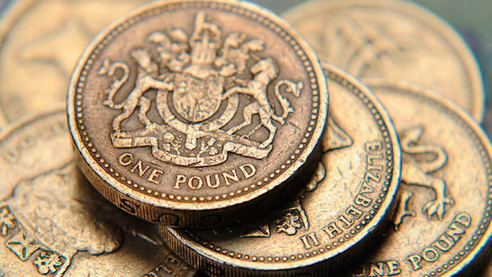 Britain's economic recovery is 'symbolic' according to a respected UK think tank. (Reuters / Toby Melville)