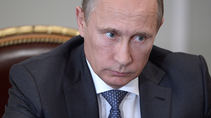Putin asks government to develop countermeasures to Western sanctions