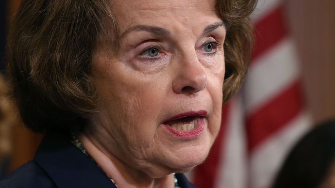 Sen. Dianne Feinstein  (Mark Wilson / Getty Images / AFP)