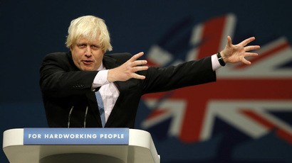 London Mayor Boris Johnson (Reuters/Phil Noble)