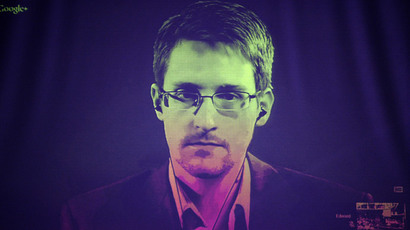 Edward Snowden.(AFP Photo / Frederick Florin)