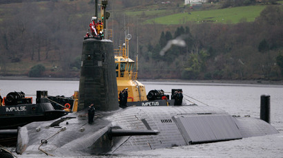 'National debate' on UK nukes if Trident removed from Scotland