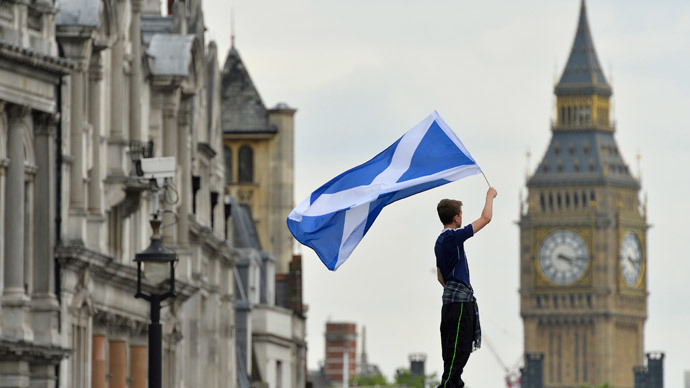 ​Mick Jagger joins 200-plus celebrity push to keep Scotland in UK