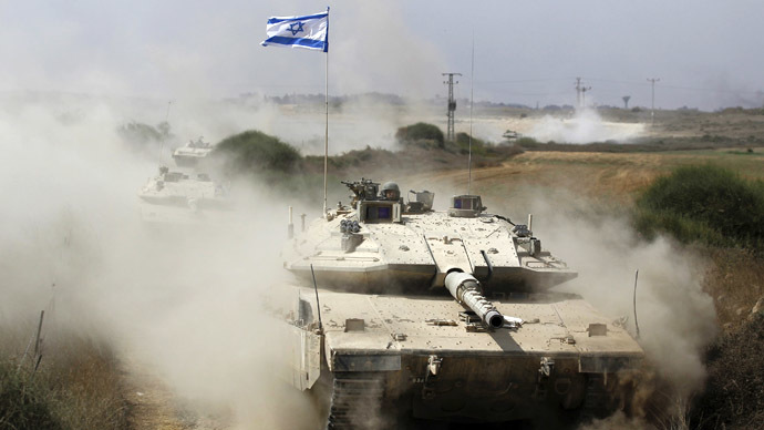 Israeli military restarts Gaza offensive as peace talks stall