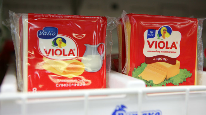 Finnish dairy producer Valio to keep production in Russia