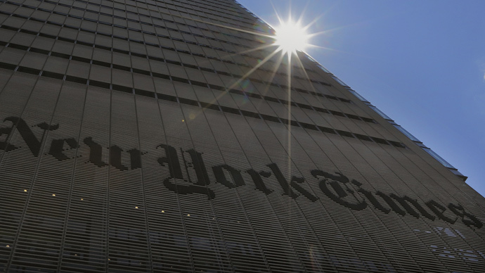 New York Times finally begins describing CIA interrogation tactics as 'torture'
