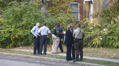 Suspect dead after officer-involved shooting in St. Louis near Ferguson