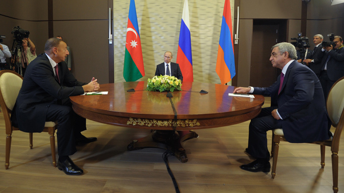 Russia, Azerbaijan and Armenia agree: Nagorno-Karabakh conflict should be resolved peacefully