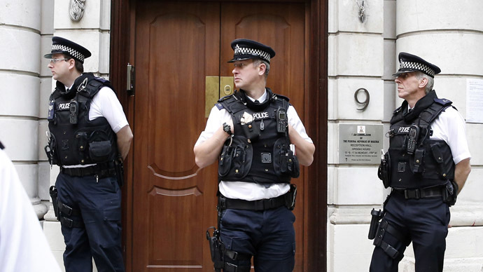 Senior police officer demands warrantless access to UK medical records