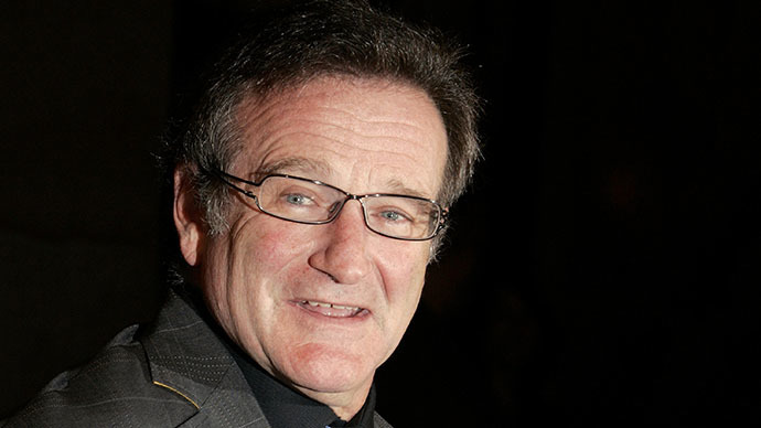 Actor and comedian Robin Williams dead from apparent suicide