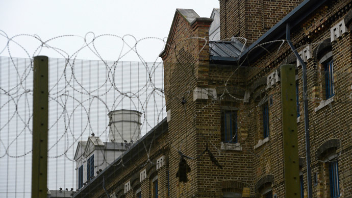 'Death trap' prisons: UK government policy 'responsible' for soaring inmate suicides