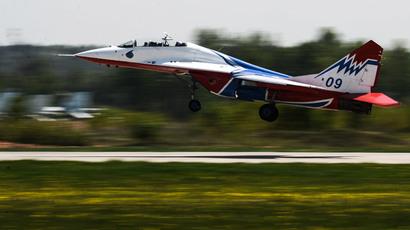 MiG 29 fighter jet (RIA Novosti / Vladimir Astapkovich)
