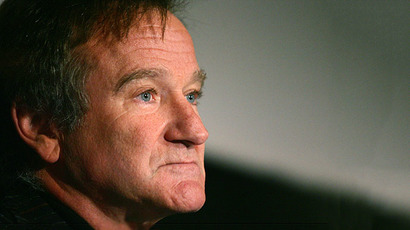 US actor Robin Williams (AFP Photo / Tiziana Fabi)