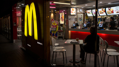 Court temporarily closes 3 McDonald's outlets in Moscow