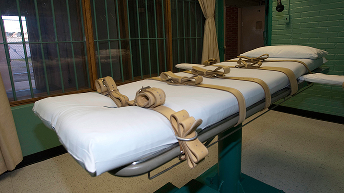 45% of Brits want to bring back death penalty – 50 yrs after last execution