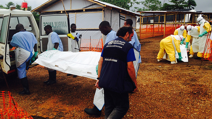 Ebola a 'high risk' in Kenya, WHO warns