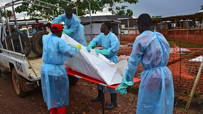 Fear & loathing in Liberia as Ebola 'plague villages' pop up in countryside
