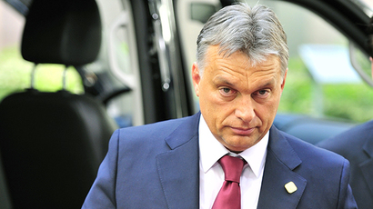 Hungary under 'great pressure' from US over its energy deals with Russia