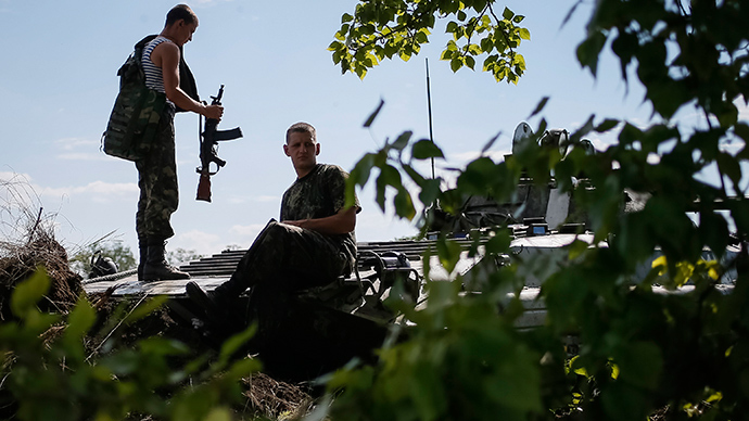 17 Ukrainian soldiers cross into Russia, lay down arms – FSB