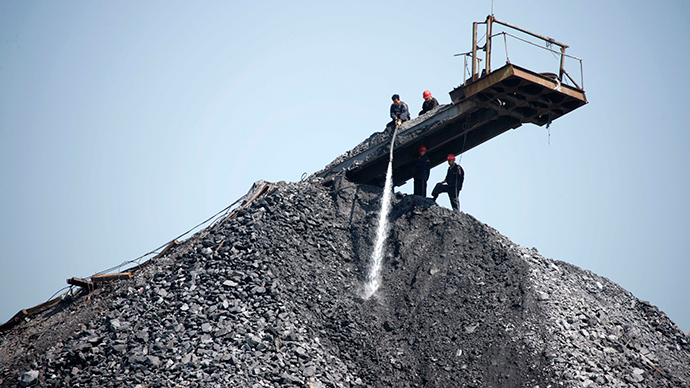 China's coal consumption falls for first time this century
