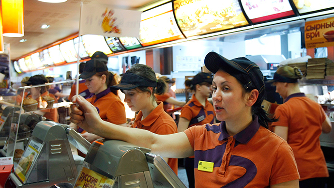 Four Moscow McDonald's shut by Russian consumer watchdog