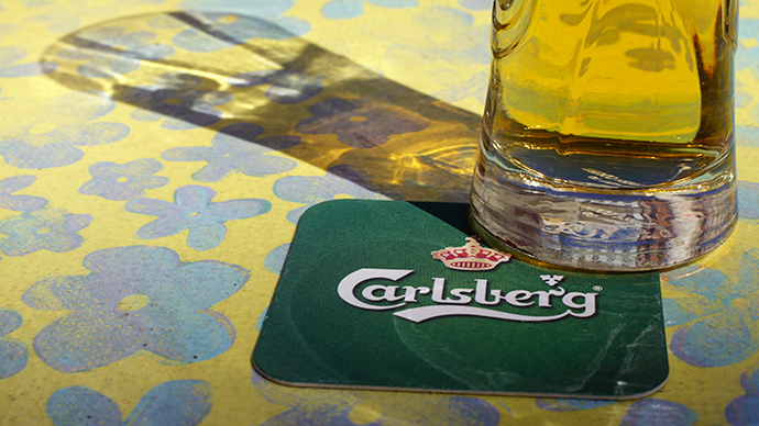 Carlsberg shrinks the size of its beer bottles in line with Russian market