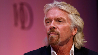 Virgin Group founder Richard Branson (Reuters / Suzanne Plunkett)