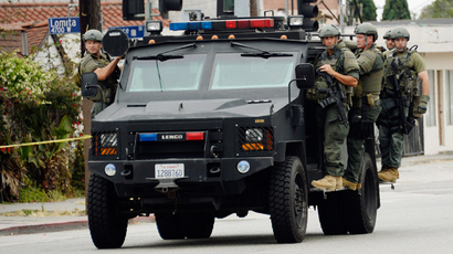 Ferguson aftermath: California city tells cops to get rid of armored vehicle
