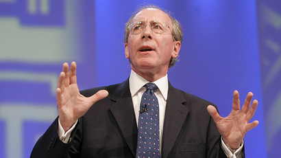 UK MP, Malcolm Rifkind. (Reuters / Ian Hodgson)