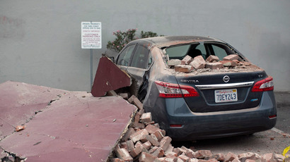 California shaken by aftershocks while earthquake recovery ongoing