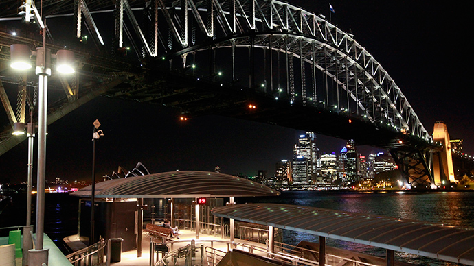 The Sydney Harbour Bridge and city skyline (Reuters / David Gray)