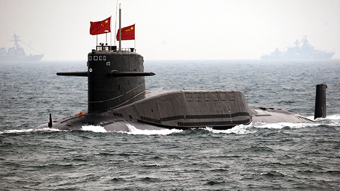 Futuristic Chinese 'supersonic' sub could reach US shores in under two hours