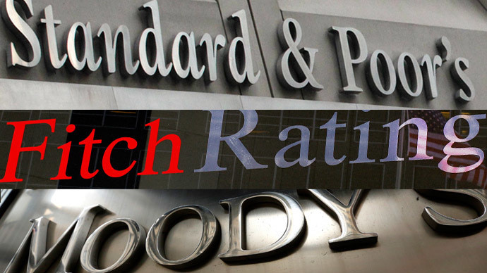 Russian Central Bank proposes regulating foreign rating agencies