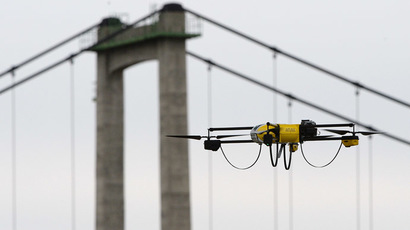 Danger, drones! Concerns as Amazon gets support over UAV delivery testing
