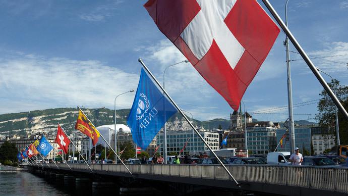 Switzerland mirrors EU sanctions against Russia