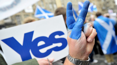 Scottish independence vote sold on eBay - for £1.04