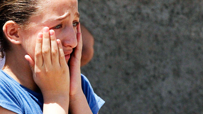 Childhood blues: English kids among world's unhappiest