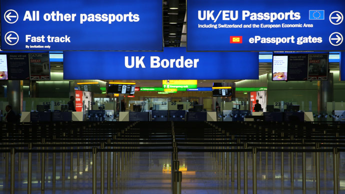 Net migration to UK soars 39%