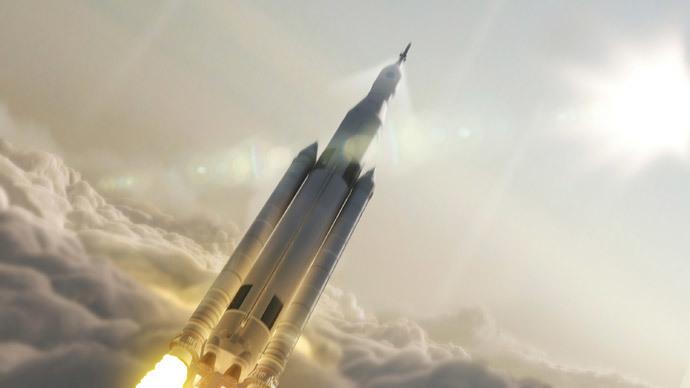$7 bln NASA Mars Mission rocket set for 2018 launch — RT News