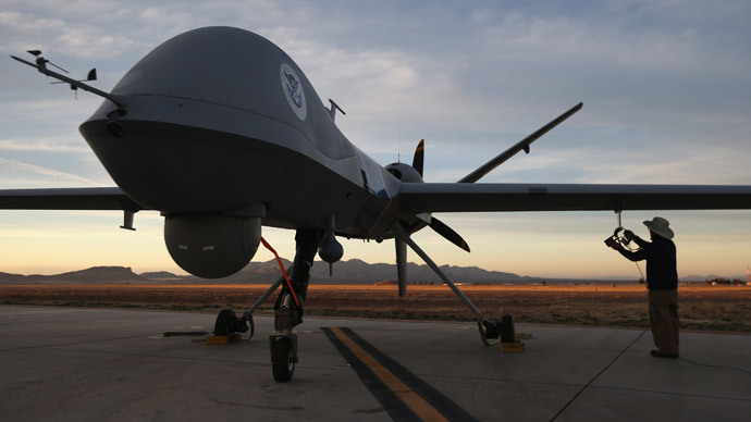 ​Cable collaborator: BT accused of aiding US drone strikes
