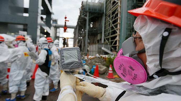 Fukushima fail: Radioactive groundwater levels not falling