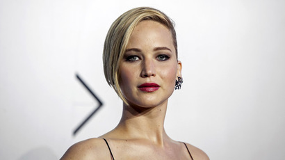 Actress Jennifer Lawrence (Reuters/Eric Thayer)