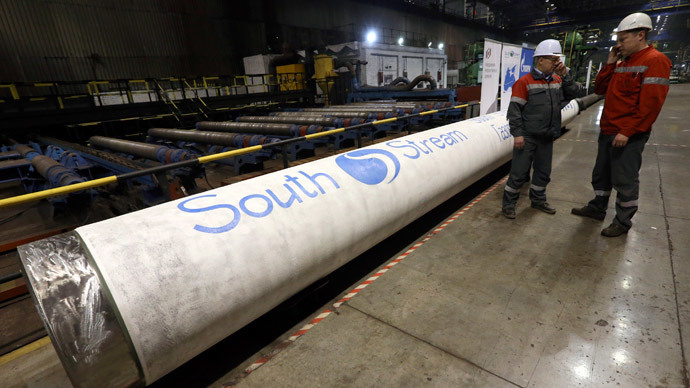 ​EU 'shoots itself in the foot' by blocking South Stream – Gazprom
