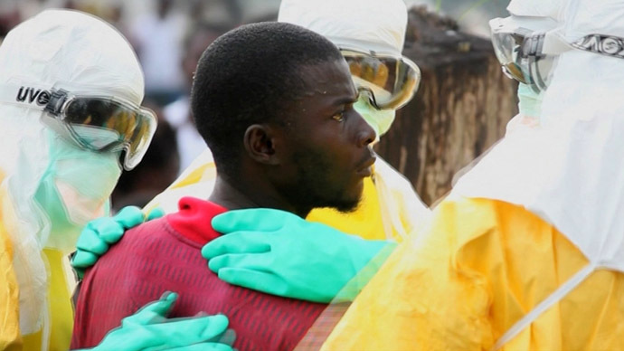 Ebola-infected patient in Liberia escapes quarantine, enters crowded market